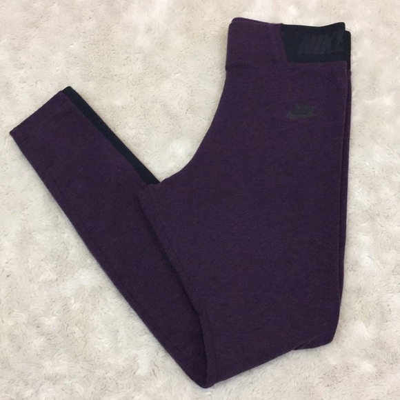 5df5bea323471 Nike Heathered T2 Leggings. M_5aa4854150687c453a5c0265